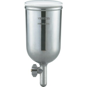 TRUSCO 塗料カップ 重力式用 容量0.5L 脚付 《発注単位:1個》(OB)