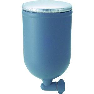 TRUSCO 塗料カップ 重力式用 容量0.4L フッ素コートタイプ 《発注単位:1個》(OB)
