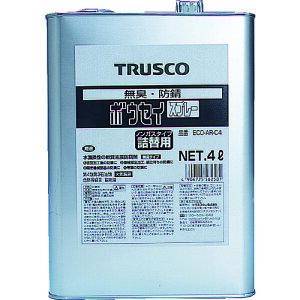 TRUSCO αボウセイ油 4L 《発注単位:1缶》(OB)