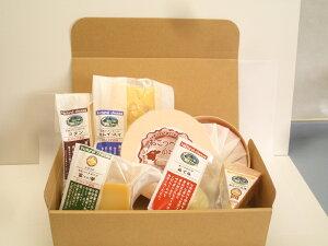 北海道 チーズ 徹底管理された安心なファームよりチーズのお届け!ウオッシュ系[おこっぺ山のチーズ]が丸ごと400g 木箱付き!「誇り高きチーズ6品Aセット」送料無料!一部地域沖縄・離島