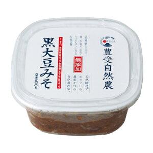 日本豊受自然農 黒大豆みそ 500g