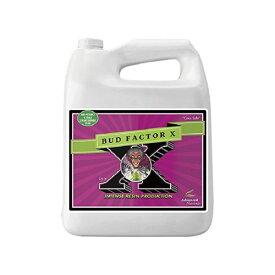 BudFactor X(バドファクターX)4L 植物の油分を最大限引き出す活力剤