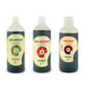 有機肥料 バイオビズシリーズ 3本セット500ml Organic Nutrients