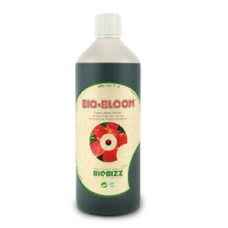 Containing ingredients are important to the flowering of the organic  fertilizer balance biobiz by of room 1 L / hydroponic cultivation  fertilizer and