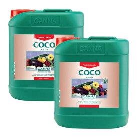 ココ培地専用の液体肥料 Canna Coco A/B 5L キャナ・ココ Hydroponic Nutrients