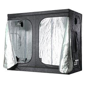 In door Grow Tent 240×120×200cm 高性能グロウボックス