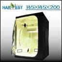 グロウボックスHarvest GrowBox 145〔ハーベストグロウボックス145×145×200cm〕高品質で低価格