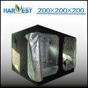 グロウボックス Harvest GrowBox 200〔ハーベストグロウボックス200×200×200cm〕送料込み 高品質で低価格 GROW TENT