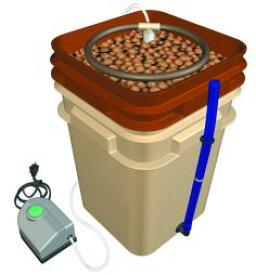 LEDも使える 水耕栽培 キット GH WATER FARM ウォーターファーム 1株用