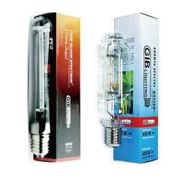 植物育成ライト GIB Lighting Grow Spectre MH600W / GIB Lighting Pure Bloom HPS600W SET