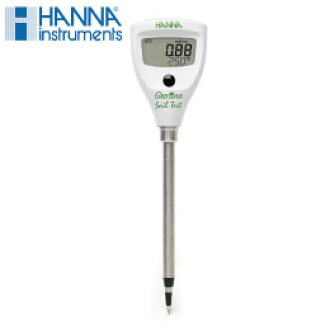 Soil EC measuring instrument HANNA Hannah Gro Line Soil Test (bizarrerie line soil direct EC/ ℃ tester) producer (Grower) is for exclusive use