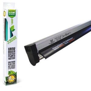植物育成ライト(蛍光灯) Sunbaster T5HO 18(40cm)リフレクターSET Grow Fluorescent Lighting
