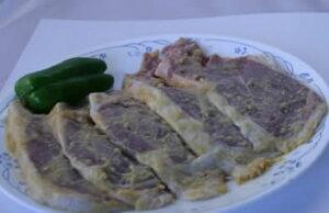 これが豚肉の本来の美味しさ!銘柄豚の中で際だつきめ細かな肉質と味、奥羽山脈のミネラルウオーターで育つ白金豚(はっきんとん)(プラチナポーク)ももロース西京みそ漬け 5枚