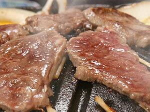 北海道恵庭の無添加ジンギスカン(タレつけ羊肉)400g(1パック)※味付けマトンロース
