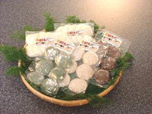 お雑煮はコレ!アイガモ米で作るので、きめが細かくなめらかな食感 絹もちセットご家庭用にも、ご贈答用にも最適です。