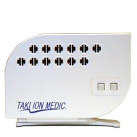 【送料無料】医療用物質生成器 滝風ION MEDIC UPD201105 パールホワイト【アップドラフト】【メーカー直送につき代引・同梱・海外発送不可】
