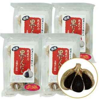 Power aging! Black garlic ( 300 g and 6 to 10 ball )
