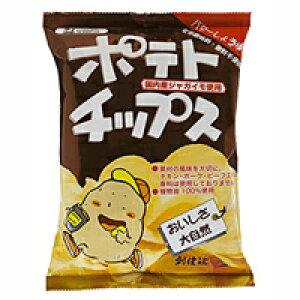 ポテトチップス バターしょうゆ味(60g)【創健社】