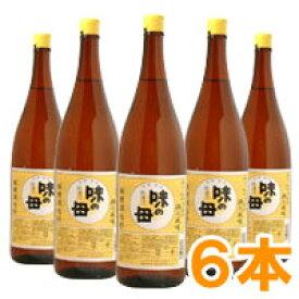 【送料無料】【まとめ買い】味の母 味りん風(1.8L)【6個セット】【味の一】