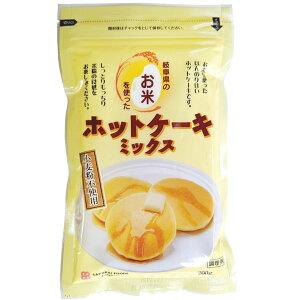 お米のホットケーキミックス(200g)【桜井食品】