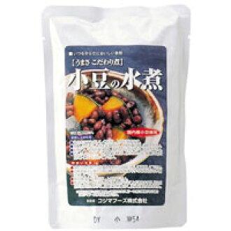 Azuki beans boiled water (230 g)