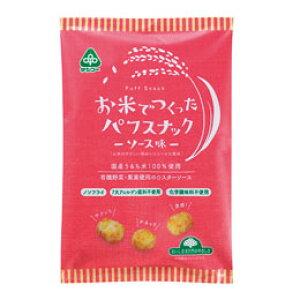 お米でつくったパフスナック・ソース味(55g)【サンコー】