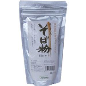 オーサワのそば粉(粗挽きタイプ)(300g)【オーサワジャパン】