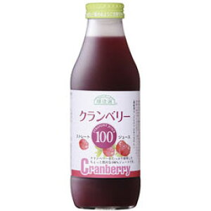 クランベリー100(ストレート)(500ml)【マルカイ】