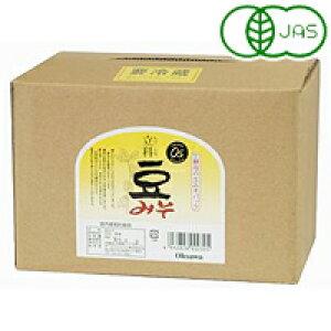 有機立科豆みそ(3.6kg箱)【大容量商品】【オーサワジャパン】