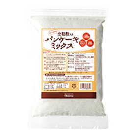 オーサワの全粒粉入りパンケーキミックス(400g)【オーサワジャパン】