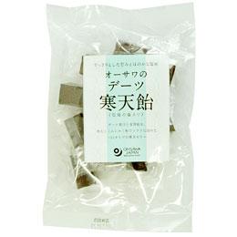オーサワのデーツ寒天飴(石垣の塩入り)(130g)【オーサワジャパン】