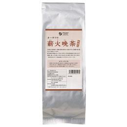 オーサワの薪火晩茶(秋摘み)(600g)【オーサワジャパン】