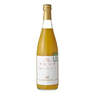 """Seabury, organic juices """"Amber Yue (daidaiiro pleasure)"""" (710 ml)"""