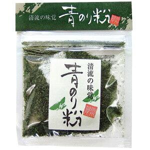 青のり粉(国産)(6g)【加用物産】