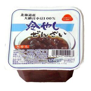 【夏季限定】冷しぜんざい(200g)【マルヤス】