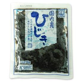 シーガニックひじき(90g)【山忠】