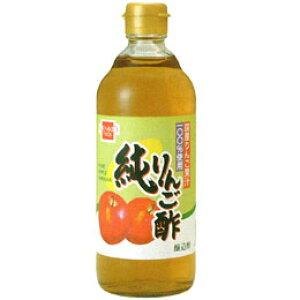 純りんご酢(500ml)【健康フーズ】
