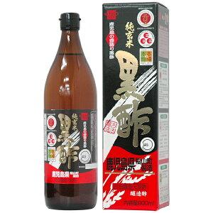 かめつぼ造り 純玄米黒酢(900ml)【健康フーズ】