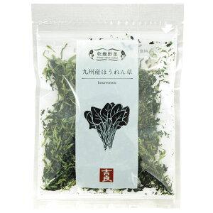 乾燥野菜 ほうれん草(40g)【吉良食品】