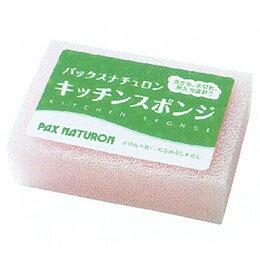 パックスナチュロン キッチンスポンジ(ピンク)(1個(8g))【太陽油脂】