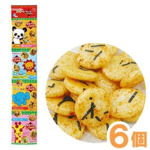 ひとくちしょうゆせん 小袋(10g×4連)【6個セット】【太田油脂】