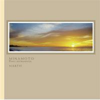 【在庫限り】癒しの音楽MARTH MINAMOTO(ミナモト)(1枚)【ヒーリング】