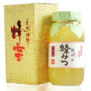 九州の蜂みつ れんげ(1kg)【川口養蜂場】