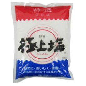 極上塩(1kg)【アイリス】
