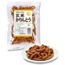 玄米かりんとう(100g)【ツルシマ】