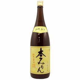 福来純 伝統製法熟成本みりん(1800ml)【白扇酒造】【いつでもポイント2倍】