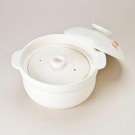 NEWマスタークック 3合炊き炊飯用土鍋(1.5L)(ガス直火用)【健康綜合開発】