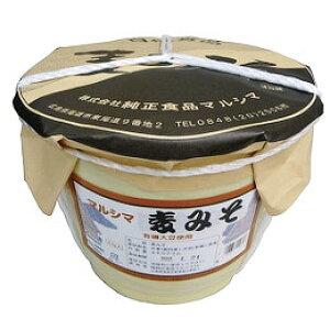 丸島麦みそ(4kg)【マルシマ】