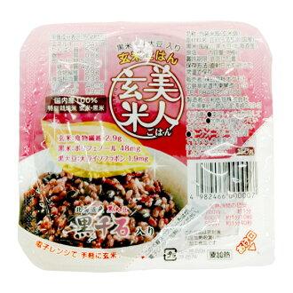 미인 현미 밥(레토르트)(150 g)