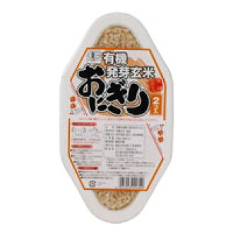 Organic sprouting Brown rice ( 90 g x 2 )